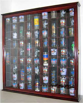 how to build your own glass display case